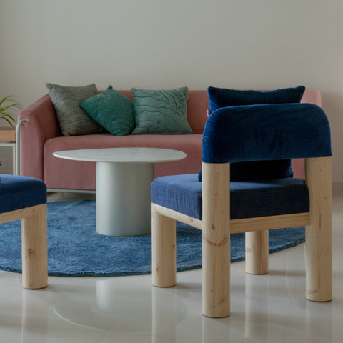 Bubble Cylinder Table