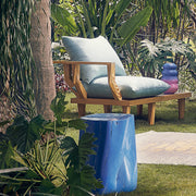 contemporary chairs and stool for outdoor furniture and garden furniture