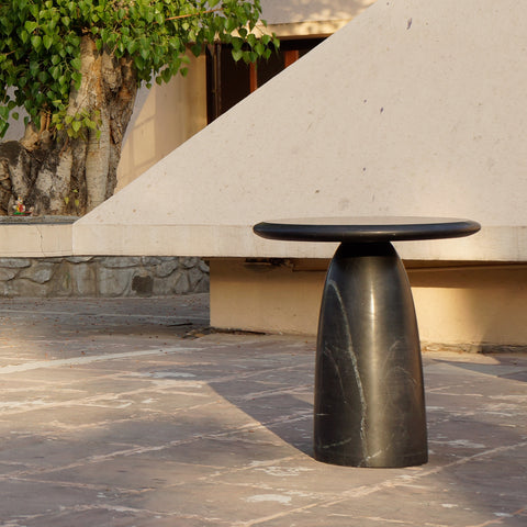Cosmos Bubble Granite Table