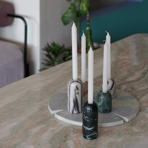 Cosmos Candleholder