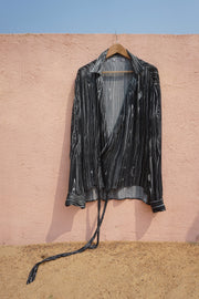 Khamba Black Wrap