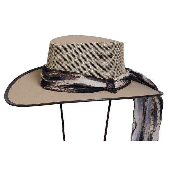 Hat Cool as a Breeze Canvas Ladies Conner