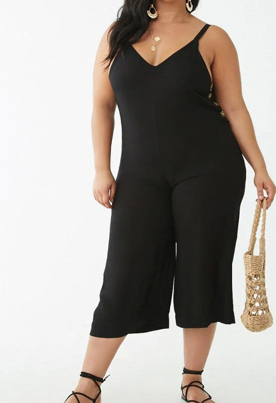 Cool Breeze Cami Jumpsuit