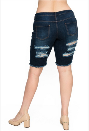 Fashionable Bermuda Shorts