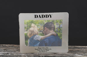 Personalised framed Photo Jigsaw puzzle