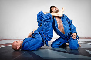 Learning Jiu Jitsu Is Like Learning A Different Language