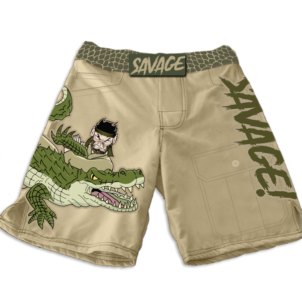 Kimura Hunting MMA And Vale Tudo Shorts Shipping Starts May 19th