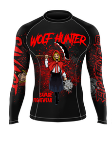 Wolf Hunter MMA/BJJ Rash Guard