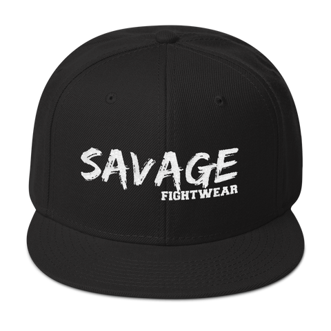 Savage Fightwear SnapBack