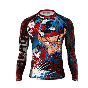 Savage Monkey Rash Guard SOLD OUT