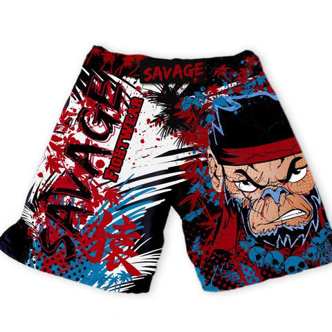 Savage Monkey Shorts SOLD OUT