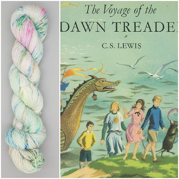 The Voyage Of The Dawn Treader (merino/nylon)