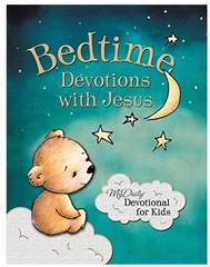 Bedtime Devotions with Jesus  by Johnny Hunt