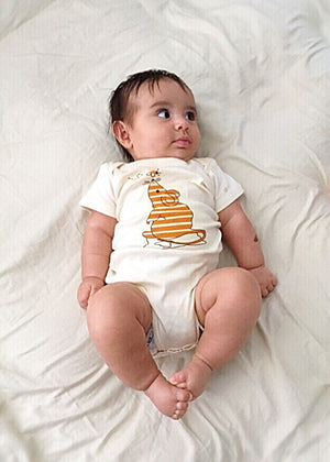Baby Boy Onesies | Organic Cotton
