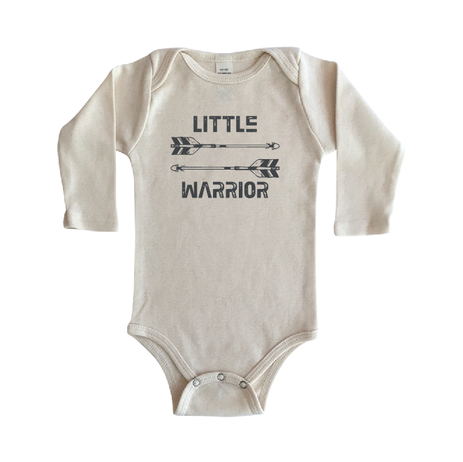 Little Warrior-Baby Bundle Gift Set Organic Cotton