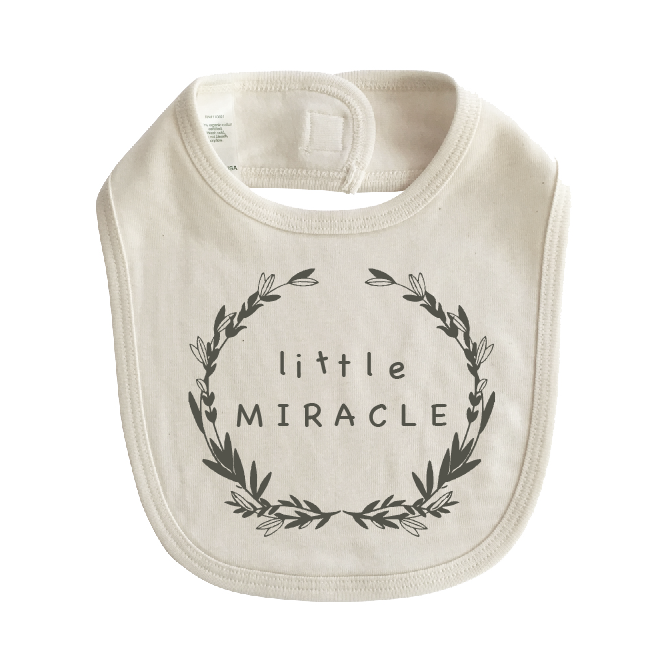 Little Miracle Natural-Baby Bundle Gift Set Organic Cotton