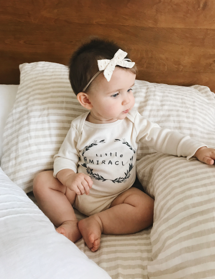 Little Miracle Natural-One Piece Organic Cotton