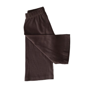 Baby Brown Pants- Organic Cotton