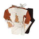 Little Striped Mouse-Baby Gift Set Organic Cotton