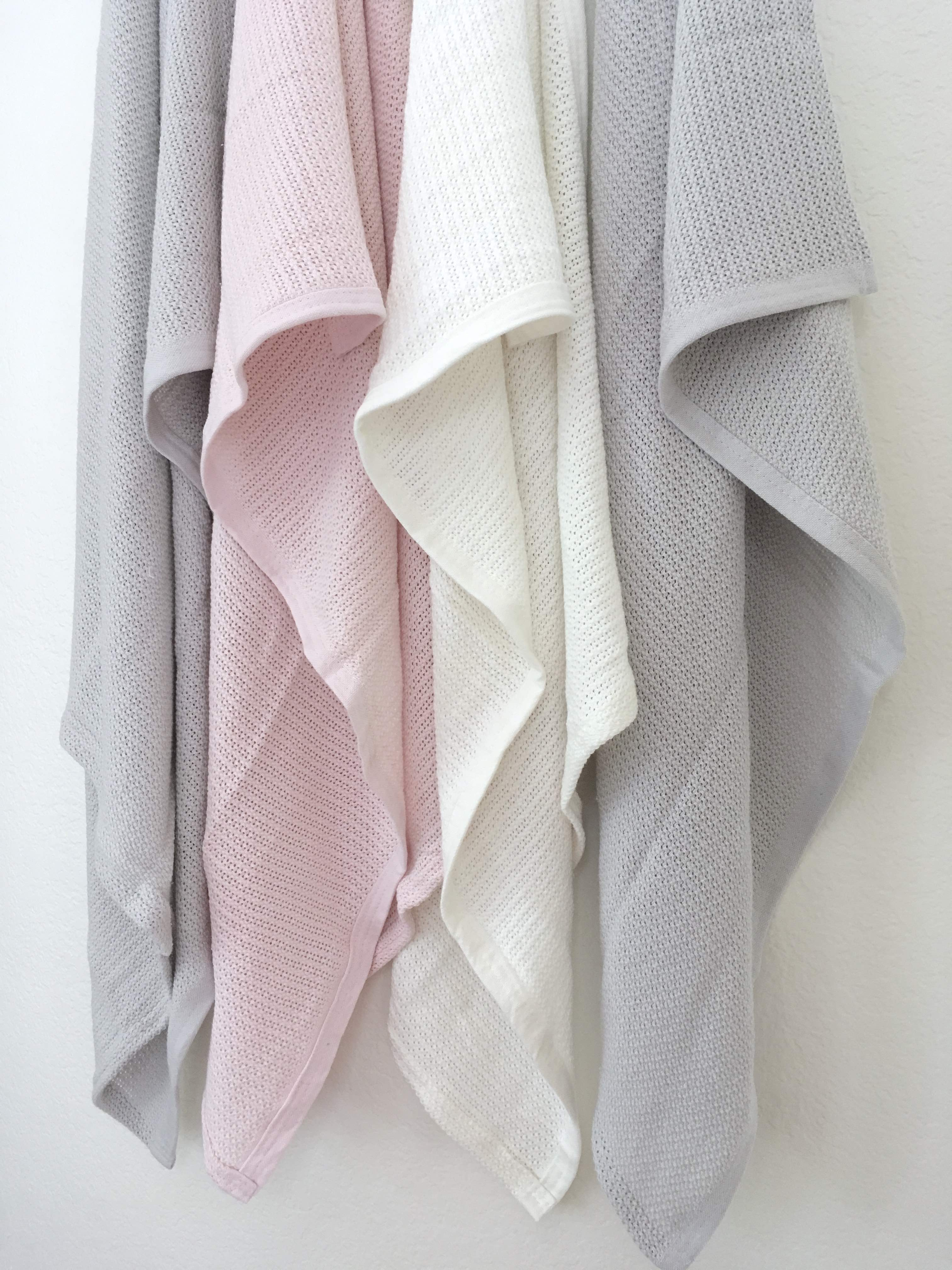 Baby Blankets | Organic Cotton