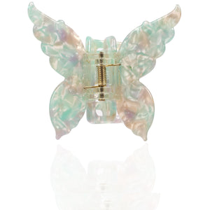 Butterfly Hair Claw (Green Emerald)