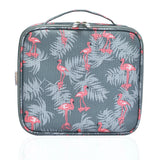 Makeup Organizer Bag/Case for Cosmetics (Flamingo)
