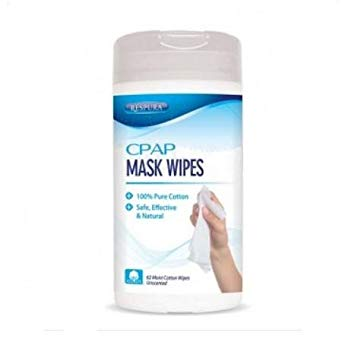 Respura CPAP Mask Cleaning Wipes