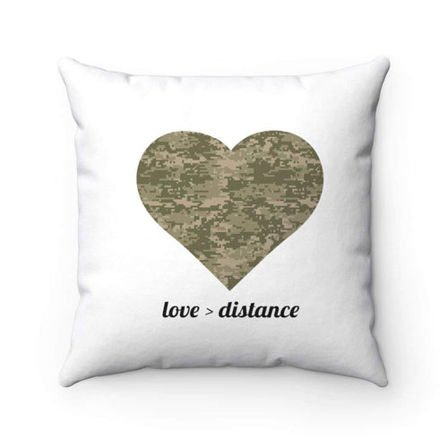 Love > Distance Pillow