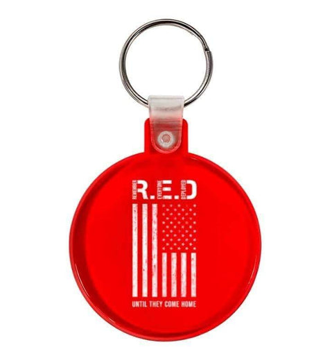 RED Remember Every Deployed Key Chain