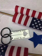 Load image into Gallery viewer, United By Love Keychain