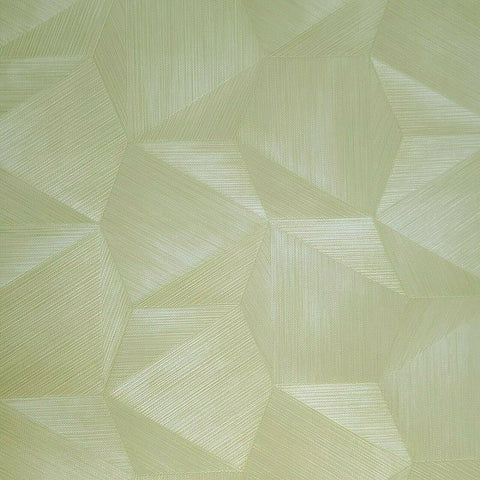 Z21849 Yellow Gold 3d hexagon Wallpaper