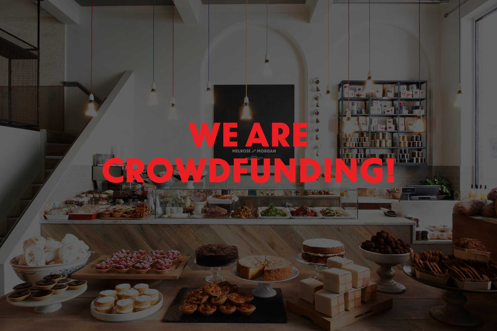 We are crowdfunding!