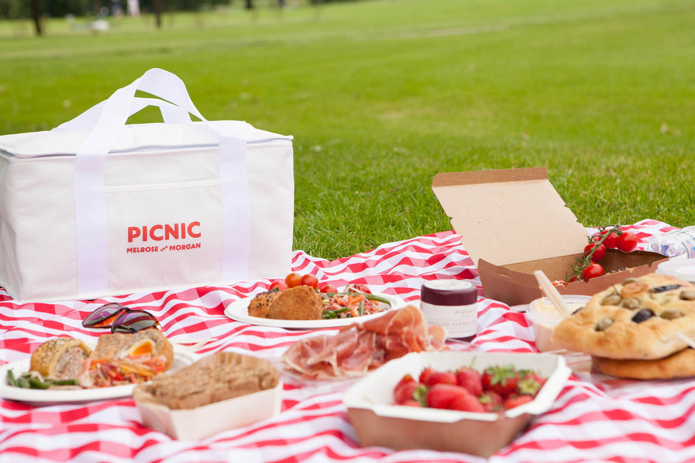 Melrose and Morgan Picnic Hampers