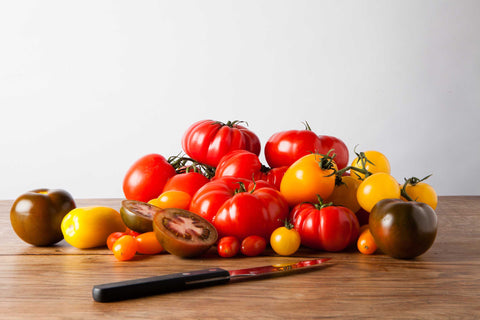 Tomatoes: The taste of summer