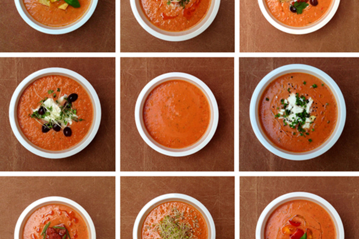 9 ways with Gazpacho