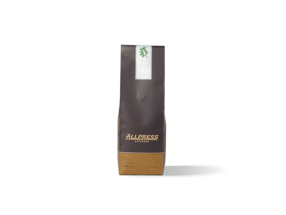 Allpress Espresso Blend coffee