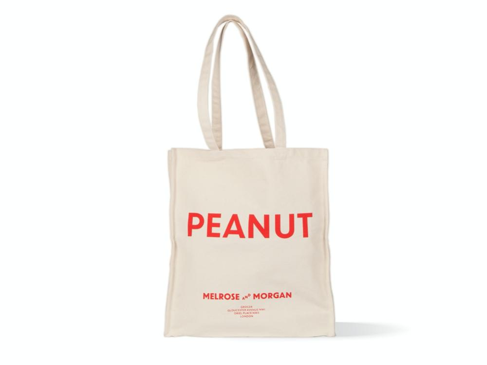 PEANUT Canvas Bag Melrose and Morgan