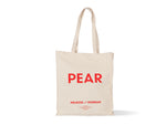PEAR Canvas Bag