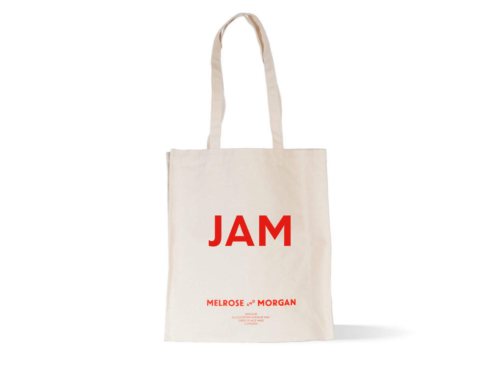 'JAM' Canvas Bag