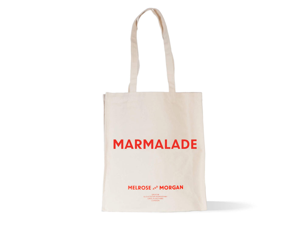 'MARMALADE' Canvas Bag