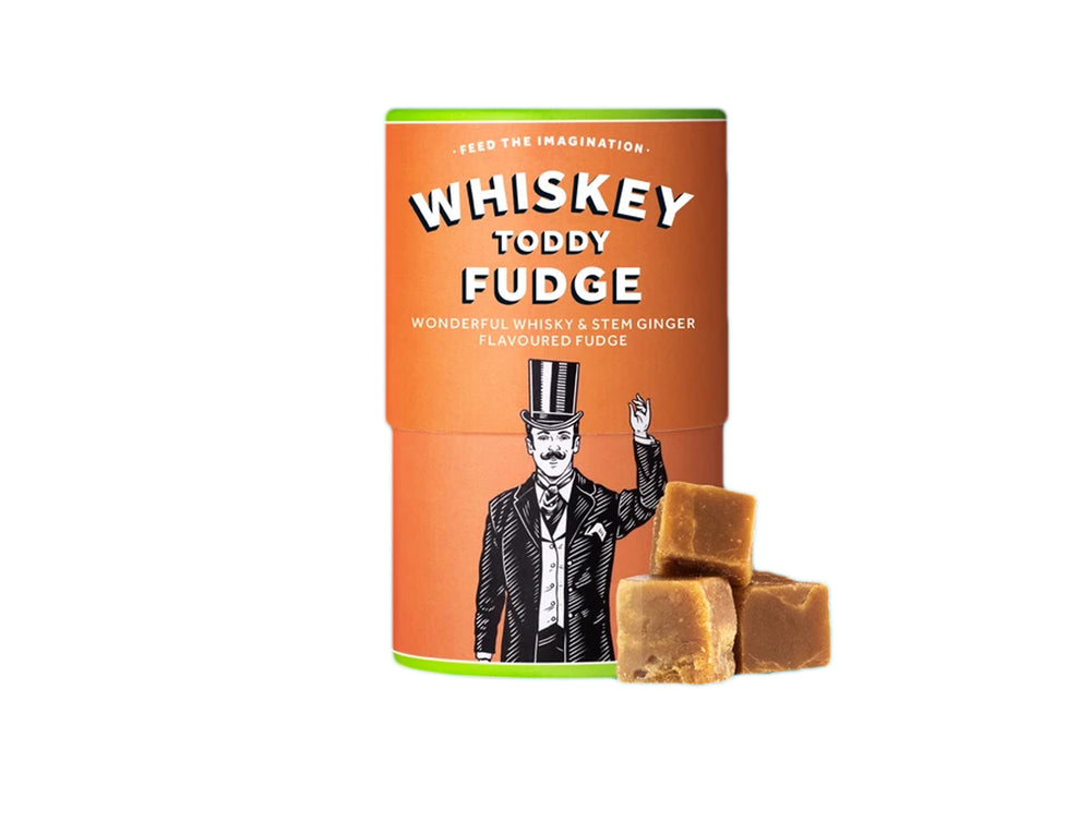 Mr Stanley's Whiskey Toddy Fudge