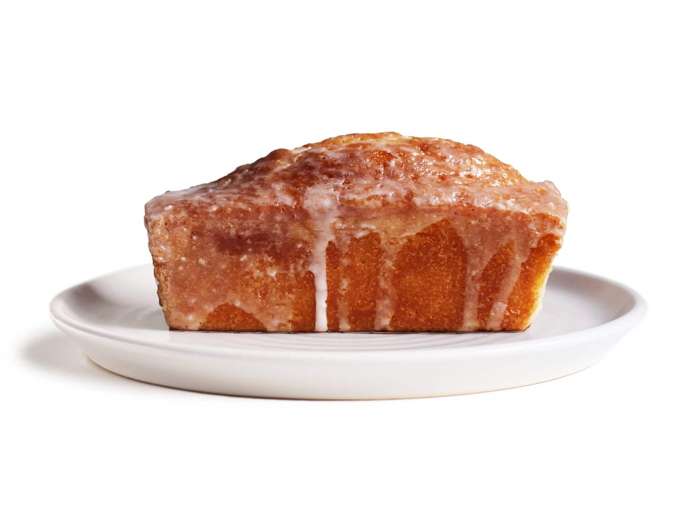 Lemon Drizzle Loaf Cake