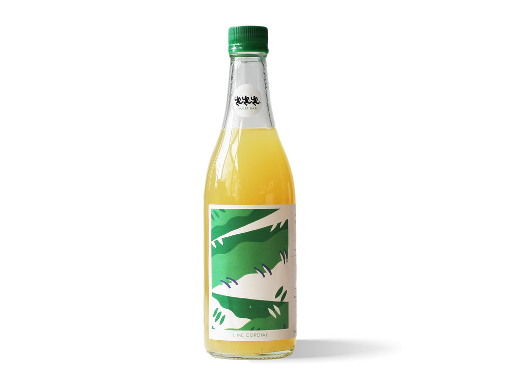 Lime Cordial 50cl