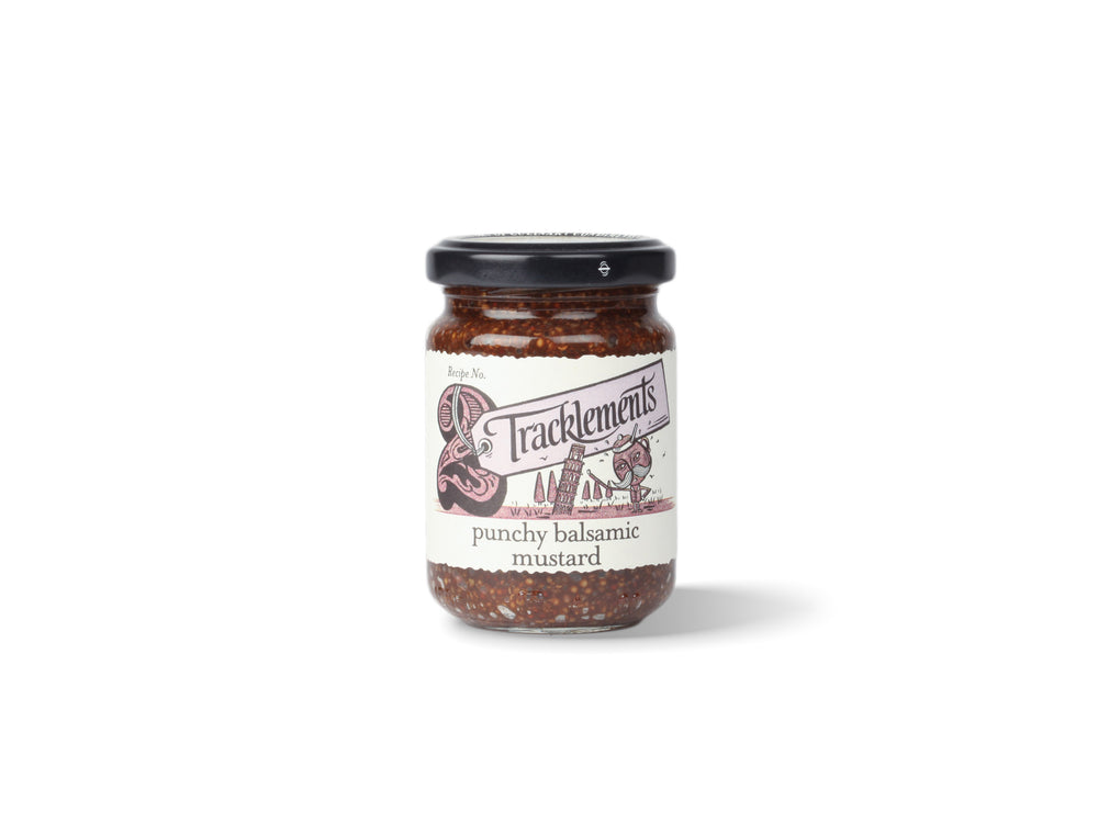 Tracklements Punchy Balsamic Mustard