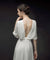Chiffon Backless Wedding Dresses Cheap Beach Wedding Dresses ER1053 - OrtDress