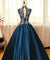 Ball Gown Prom Dress Cheap Long Princess Prom Dress #ER017 - OrtDress