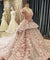 Ball Gown Plus Size Prom Dresses,Princess,Vintage Lace Cinderella Dresses ER1054 - OrtDress