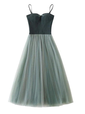 Tulle Homecoming Dress Cheap African Homecoming Dress #ER211 - OrtDress