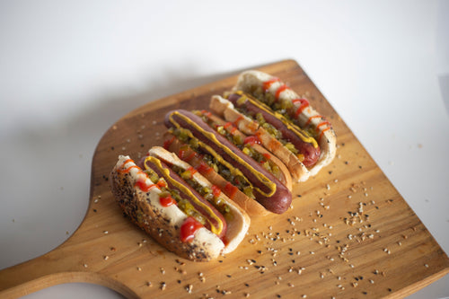 Beef Dawgs with Hemp - 6X1 Case