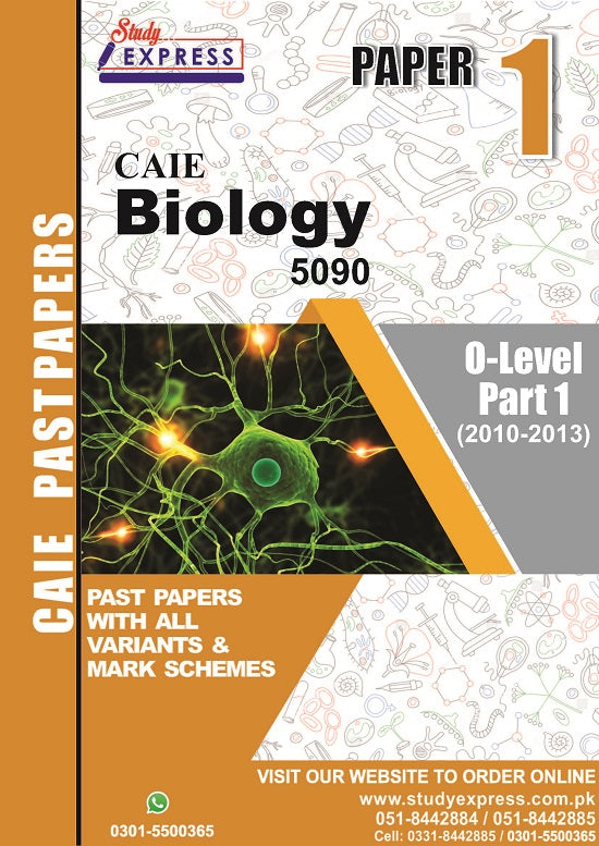 Igcse Biology Topical Past Papers